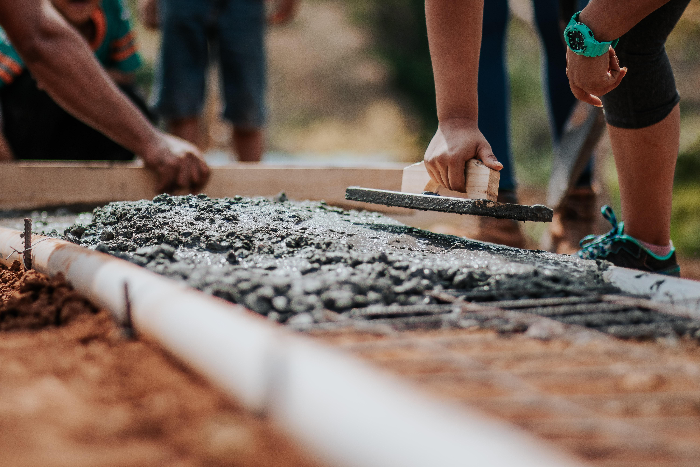 Har du overvejet betonfliser